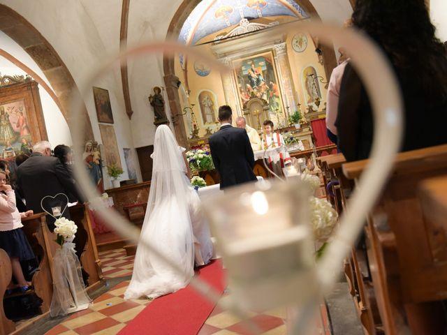 Il matrimonio di Adriano e Laura a Arco, Trento 6