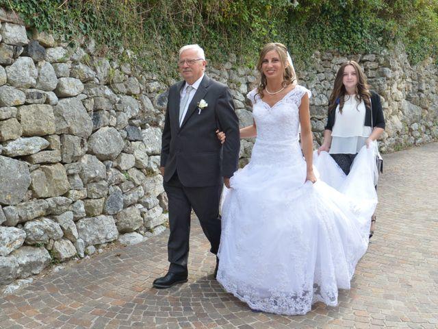 Il matrimonio di Adriano e Laura a Arco, Trento 5