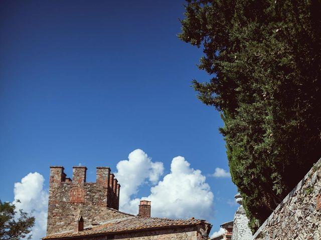 Il matrimonio di Ryan e Katrina a Rapolano Terme, Siena 24