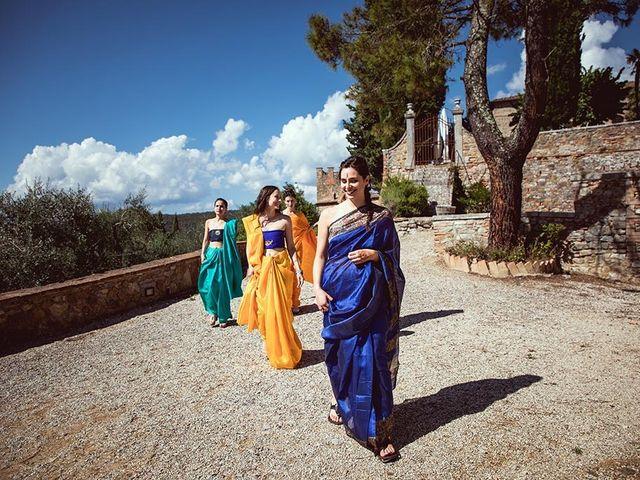 Il matrimonio di Ryan e Katrina a Rapolano Terme, Siena 23