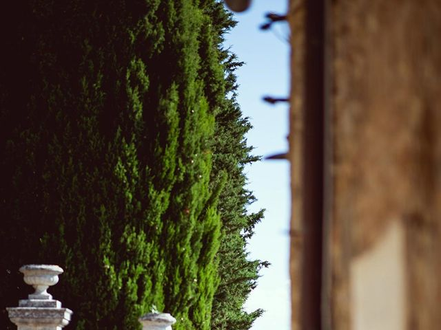Il matrimonio di Ryan e Katrina a Rapolano Terme, Siena 16
