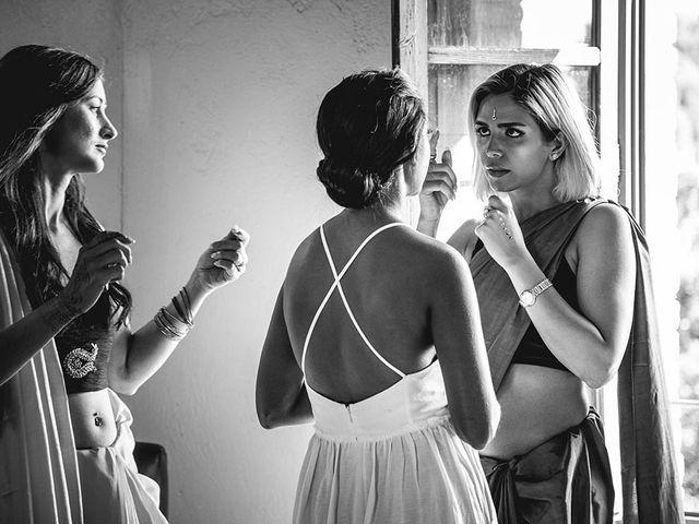 Il matrimonio di Ryan e Katrina a Rapolano Terme, Siena 13