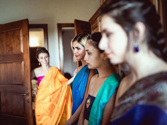Il matrimonio di Ryan e Katrina a Rapolano Terme, Siena 31