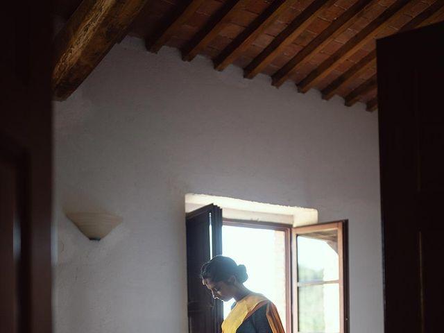 Il matrimonio di Ryan e Katrina a Rapolano Terme, Siena 33