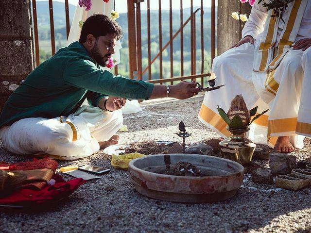 Il matrimonio di Ryan e Katrina a Rapolano Terme, Siena 51