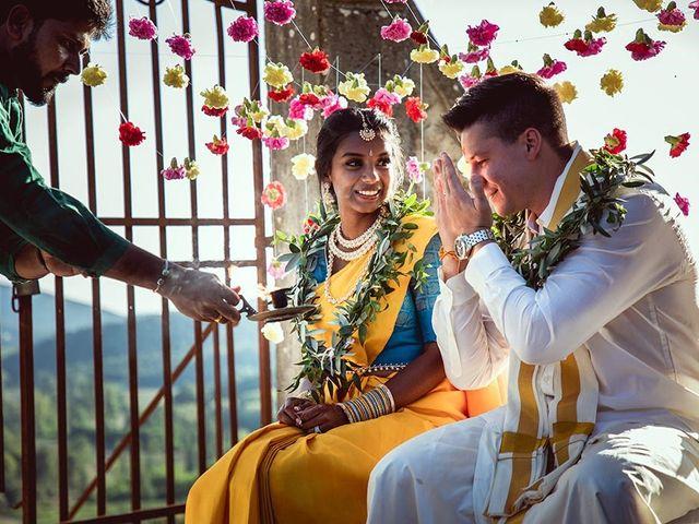Il matrimonio di Ryan e Katrina a Rapolano Terme, Siena 2