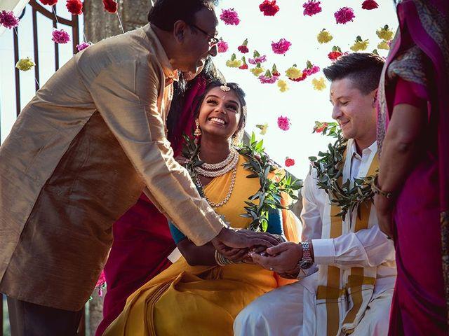 Il matrimonio di Ryan e Katrina a Rapolano Terme, Siena 60