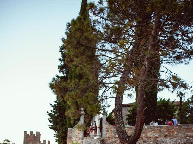 Il matrimonio di Ryan e Katrina a Rapolano Terme, Siena 73