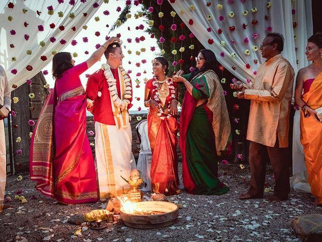 Il matrimonio di Ryan e Katrina a Rapolano Terme, Siena 81