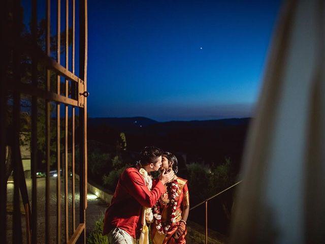 Il matrimonio di Ryan e Katrina a Rapolano Terme, Siena 84