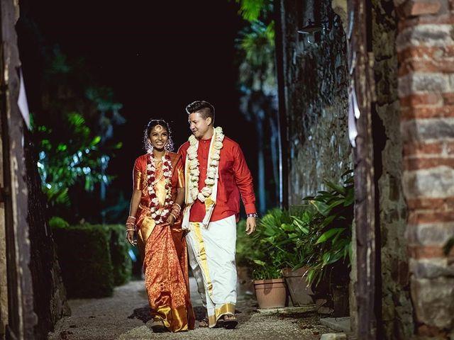 Il matrimonio di Ryan e Katrina a Rapolano Terme, Siena 88