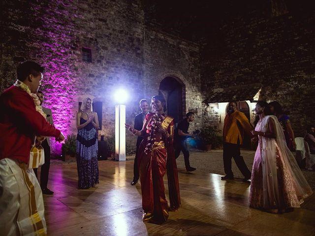Il matrimonio di Ryan e Katrina a Rapolano Terme, Siena 93