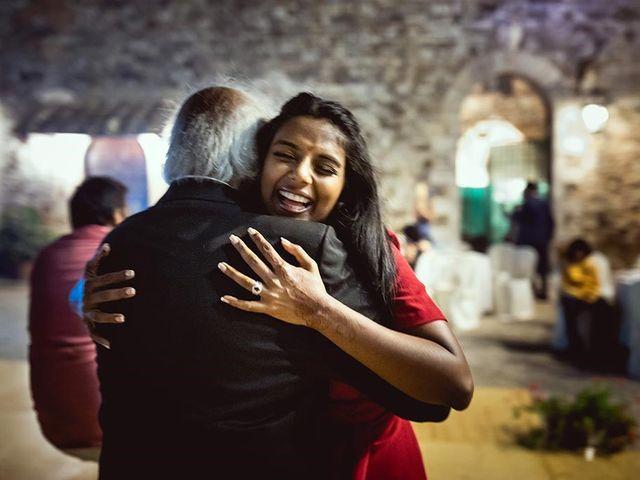 Il matrimonio di Ryan e Katrina a Rapolano Terme, Siena 100