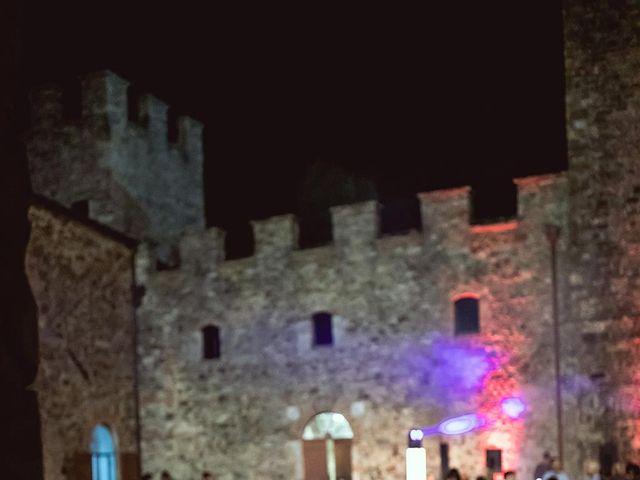 Il matrimonio di Ryan e Katrina a Rapolano Terme, Siena 101