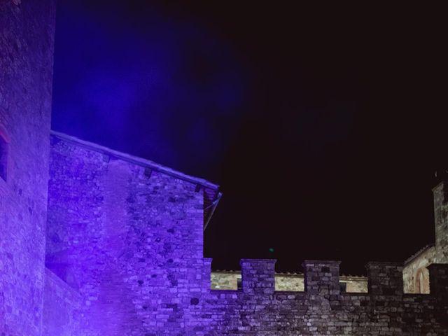 Il matrimonio di Ryan e Katrina a Rapolano Terme, Siena 102