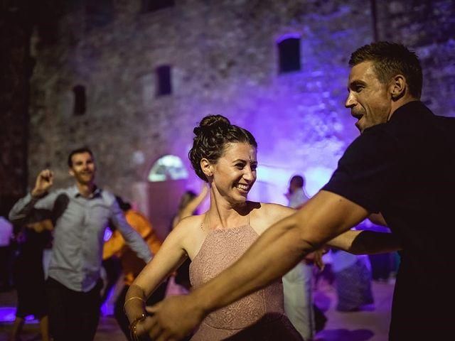 Il matrimonio di Ryan e Katrina a Rapolano Terme, Siena 104