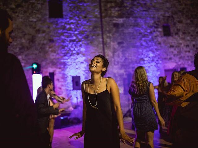 Il matrimonio di Ryan e Katrina a Rapolano Terme, Siena 105