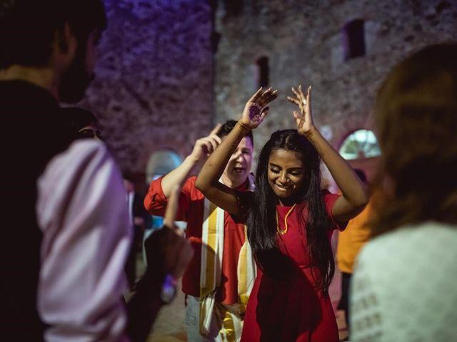 Il matrimonio di Ryan e Katrina a Rapolano Terme, Siena 106