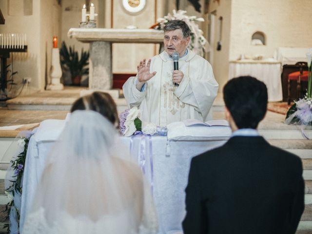 Il matrimonio di Mattia e Irene a Rimini, Rimini 38