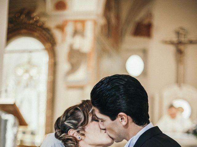 Il matrimonio di Mattia e Irene a Rimini, Rimini 43