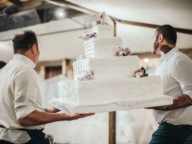 Il matrimonio di Mattia e Irene a Rimini, Rimini 83