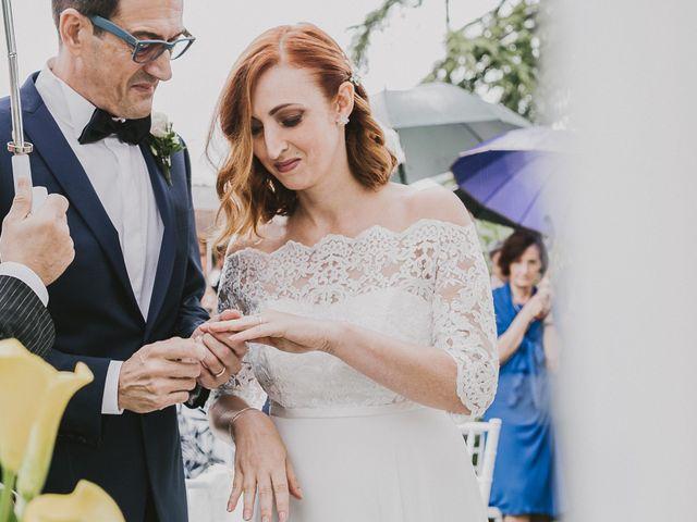 Il matrimonio di Massimo e Nicoletta a Grumello del Monte, Bergamo 33