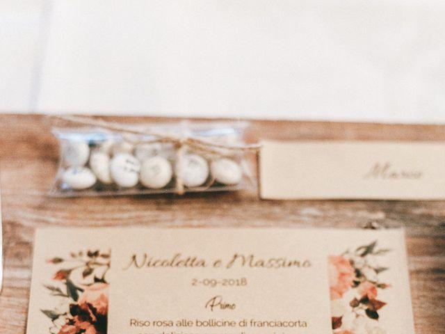 Il matrimonio di Massimo e Nicoletta a Grumello del Monte, Bergamo 41