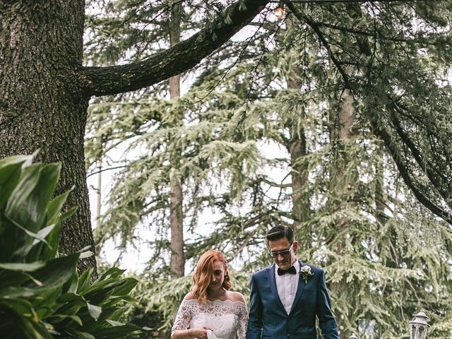 Il matrimonio di Massimo e Nicoletta a Grumello del Monte, Bergamo 51