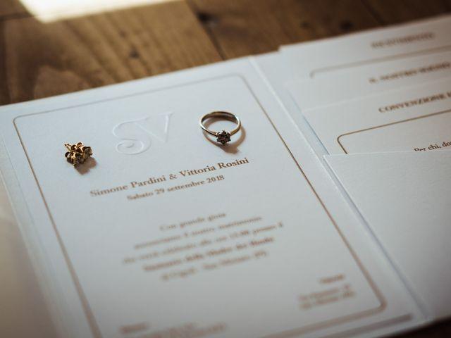 Il matrimonio di Simone e Vittoria a San Miniato, Pisa 6