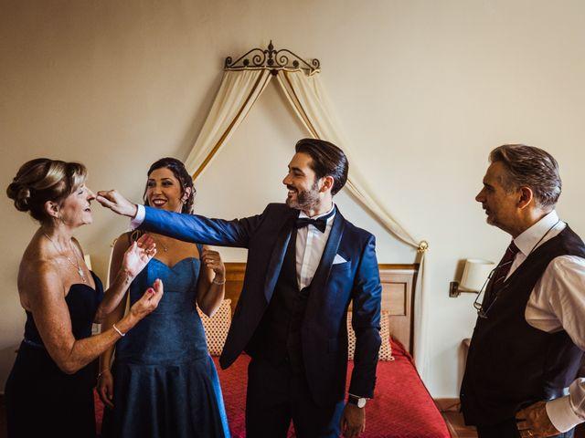 Il matrimonio di Simone e Vittoria a San Miniato, Pisa 17
