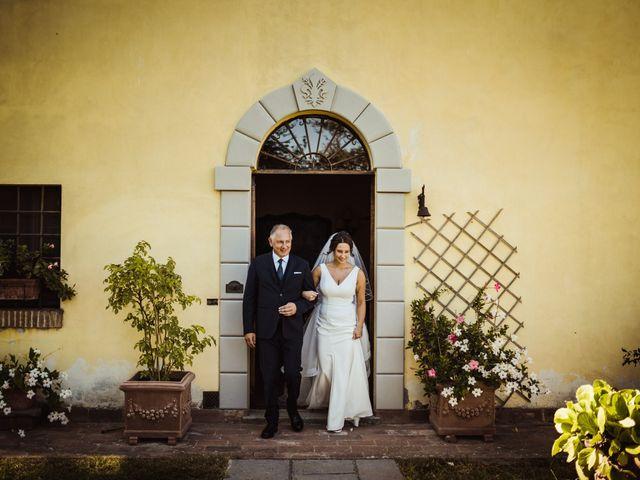 Il matrimonio di Simone e Vittoria a San Miniato, Pisa 26