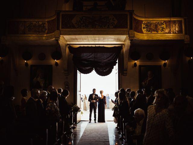 Il matrimonio di Simone e Vittoria a San Miniato, Pisa 29