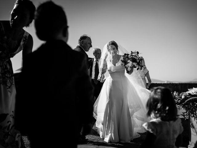 Il matrimonio di Simone e Vittoria a San Miniato, Pisa 32