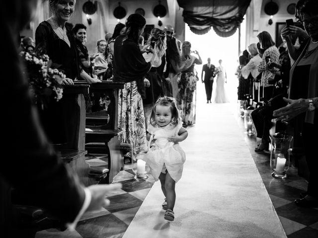 Il matrimonio di Simone e Vittoria a San Miniato, Pisa 33