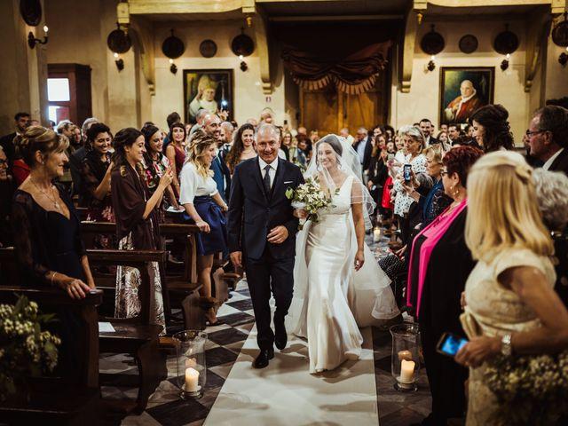 Il matrimonio di Simone e Vittoria a San Miniato, Pisa 35