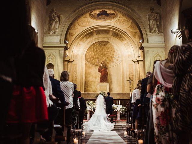 Il matrimonio di Simone e Vittoria a San Miniato, Pisa 37