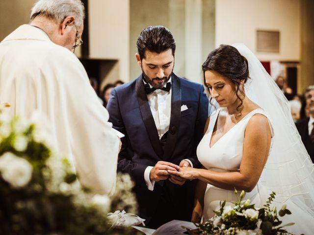 Il matrimonio di Simone e Vittoria a San Miniato, Pisa 39