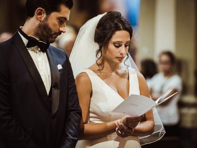 Il matrimonio di Simone e Vittoria a San Miniato, Pisa 40