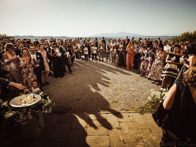 Il matrimonio di Simone e Vittoria a San Miniato, Pisa 41