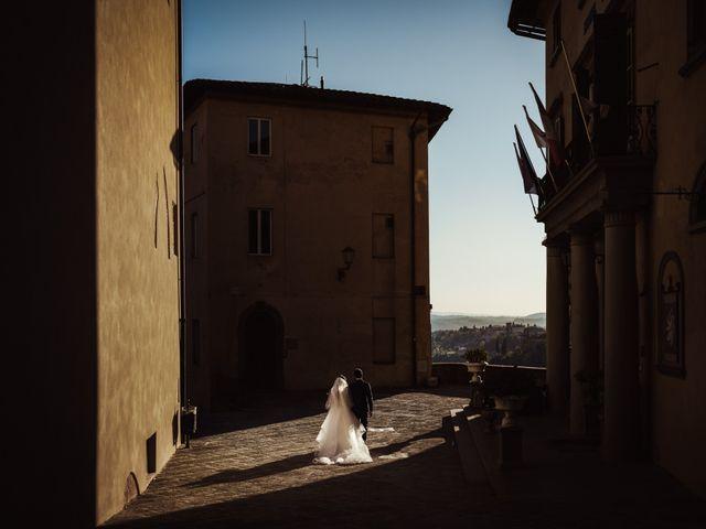 Il matrimonio di Simone e Vittoria a San Miniato, Pisa 50