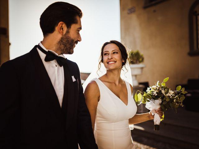 Il matrimonio di Simone e Vittoria a San Miniato, Pisa 51