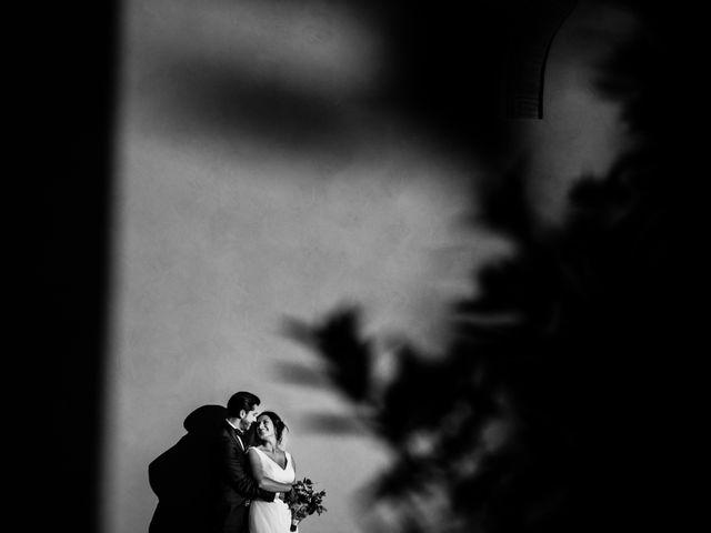 Il matrimonio di Simone e Vittoria a San Miniato, Pisa 54