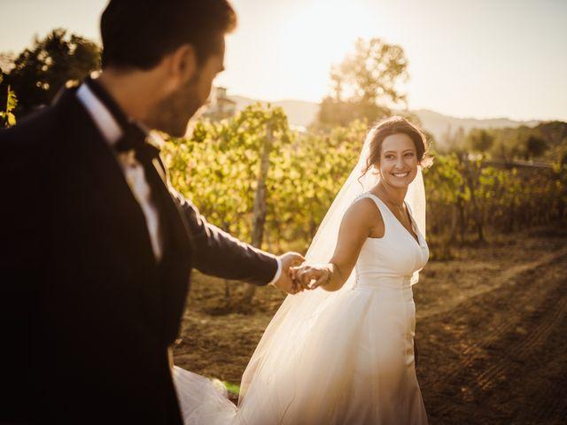 Il matrimonio di Simone e Vittoria a San Miniato, Pisa 57