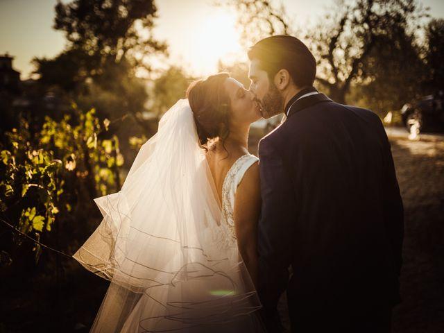 Il matrimonio di Simone e Vittoria a San Miniato, Pisa 59