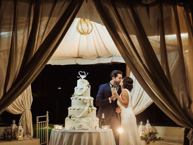 Il matrimonio di Simone e Vittoria a San Miniato, Pisa 76