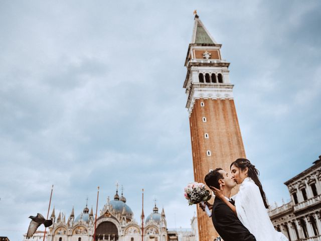 Il matrimonio di Yesenia e Alessio a Venezia, Venezia 6