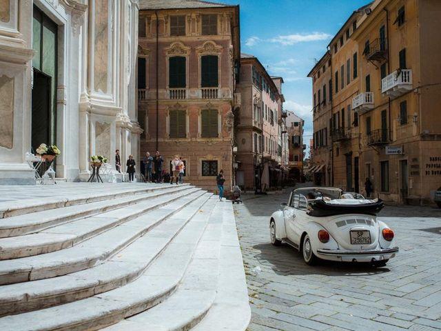 Il matrimonio di Alfredo  e Irene  a Finale Ligure, Savona 42
