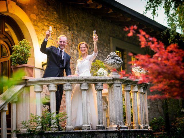 Le nozze di Sabrina e Giancarlo