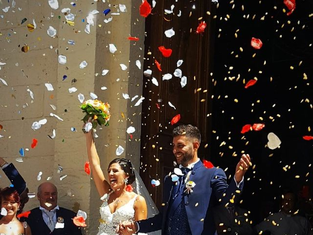 Il matrimonio di Marco e Ilenia a Nulvi, Sassari 5