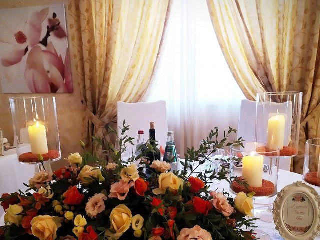 Il matrimonio di Marco e Ilenia a Nulvi, Sassari 12